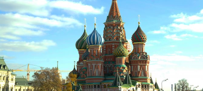 8 jours à St Pétersbourg et Moscou