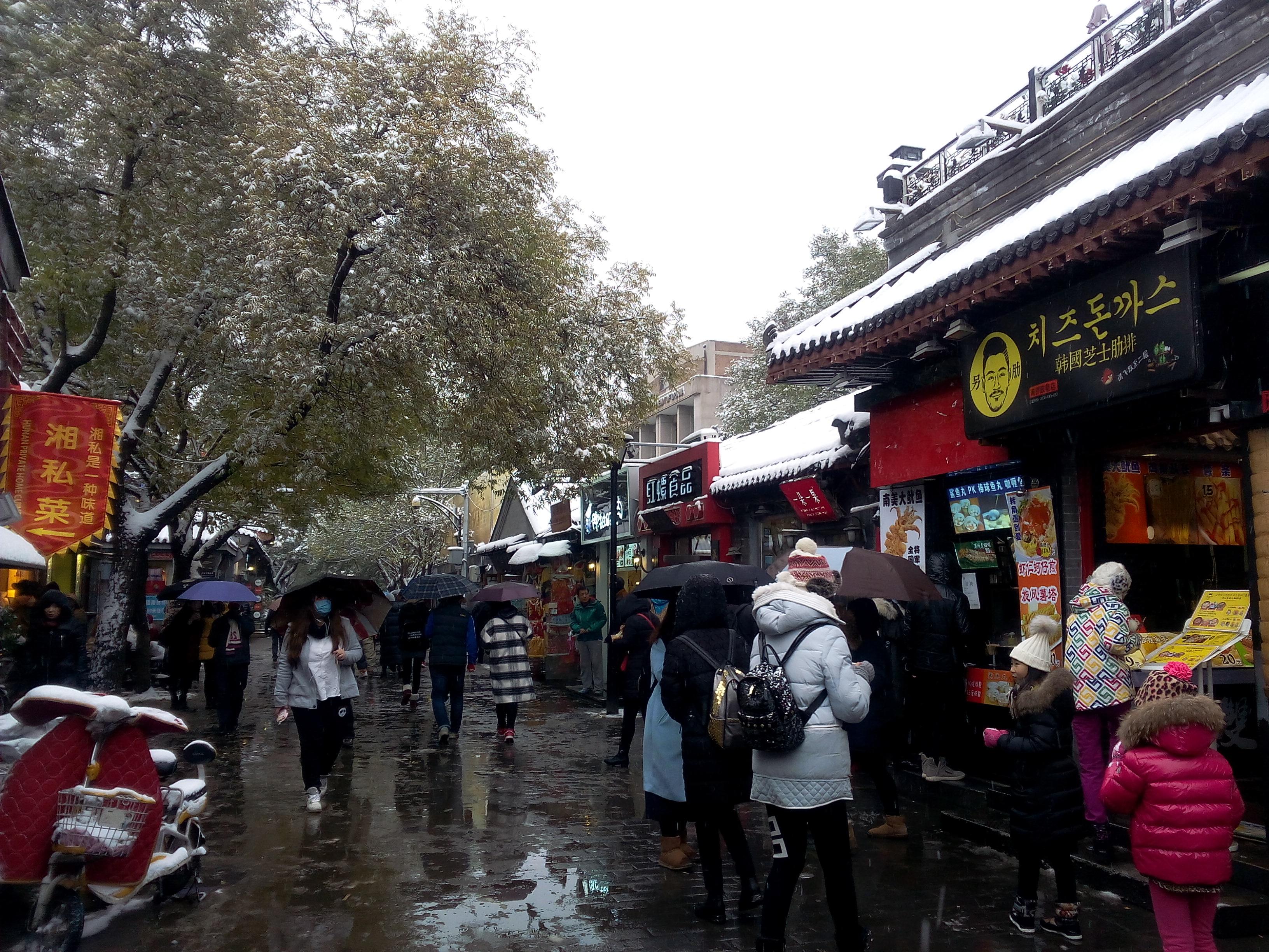 Pékin, une belle découverte