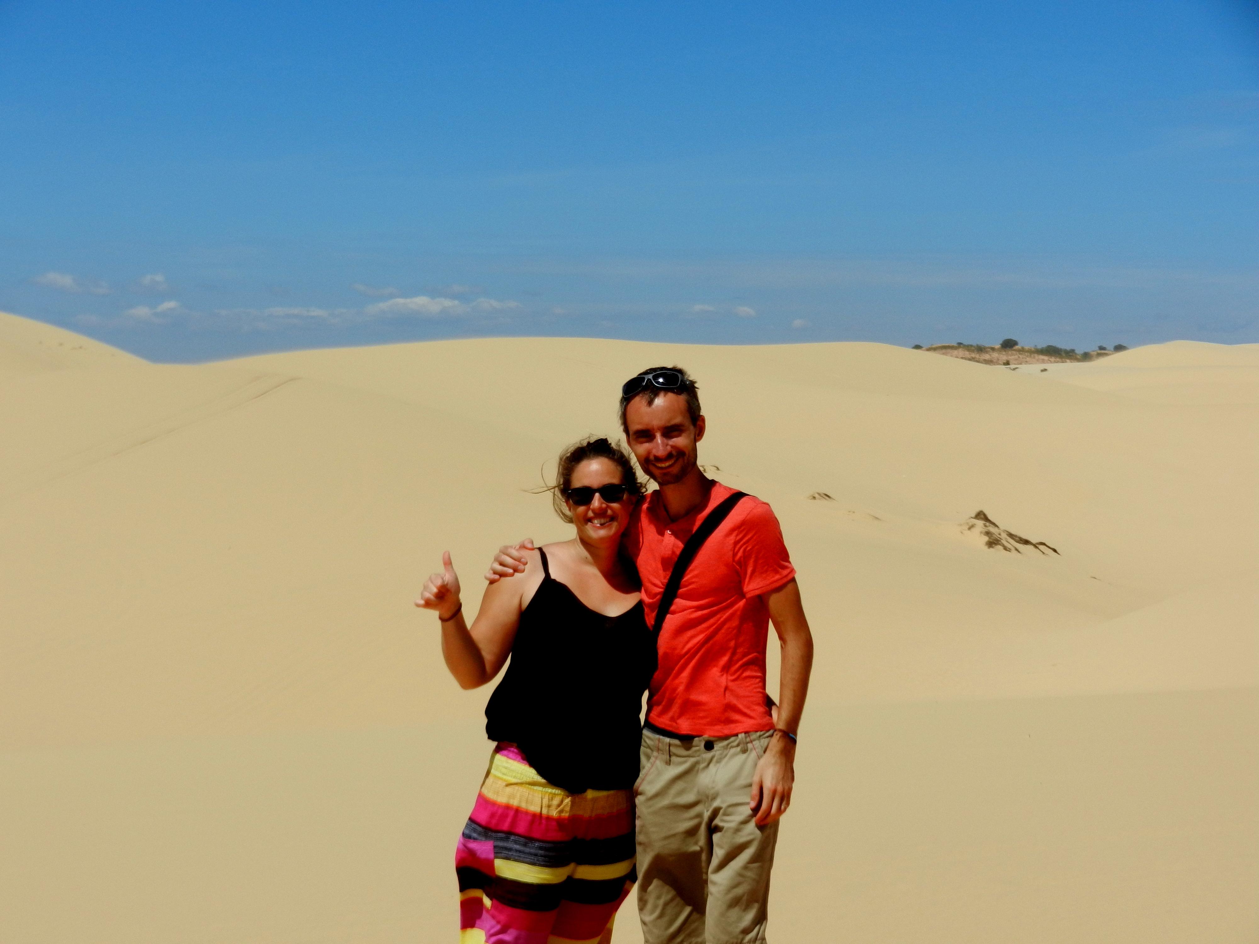 Une étape plage et farniente à Mui Né