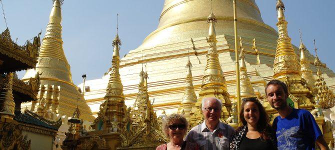 Premiers pas en Birmanie : découverte de Rangon