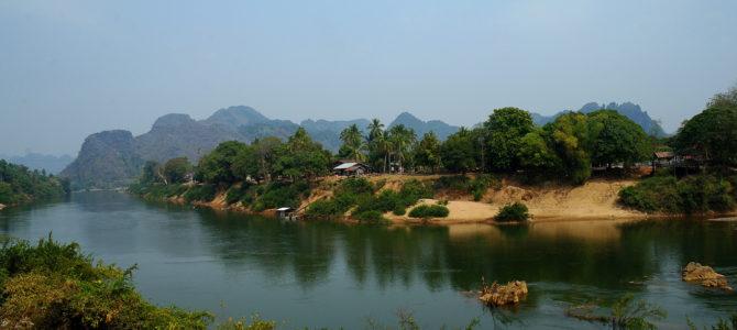 Au centre du Laos, à la découverte de la région de Thakek