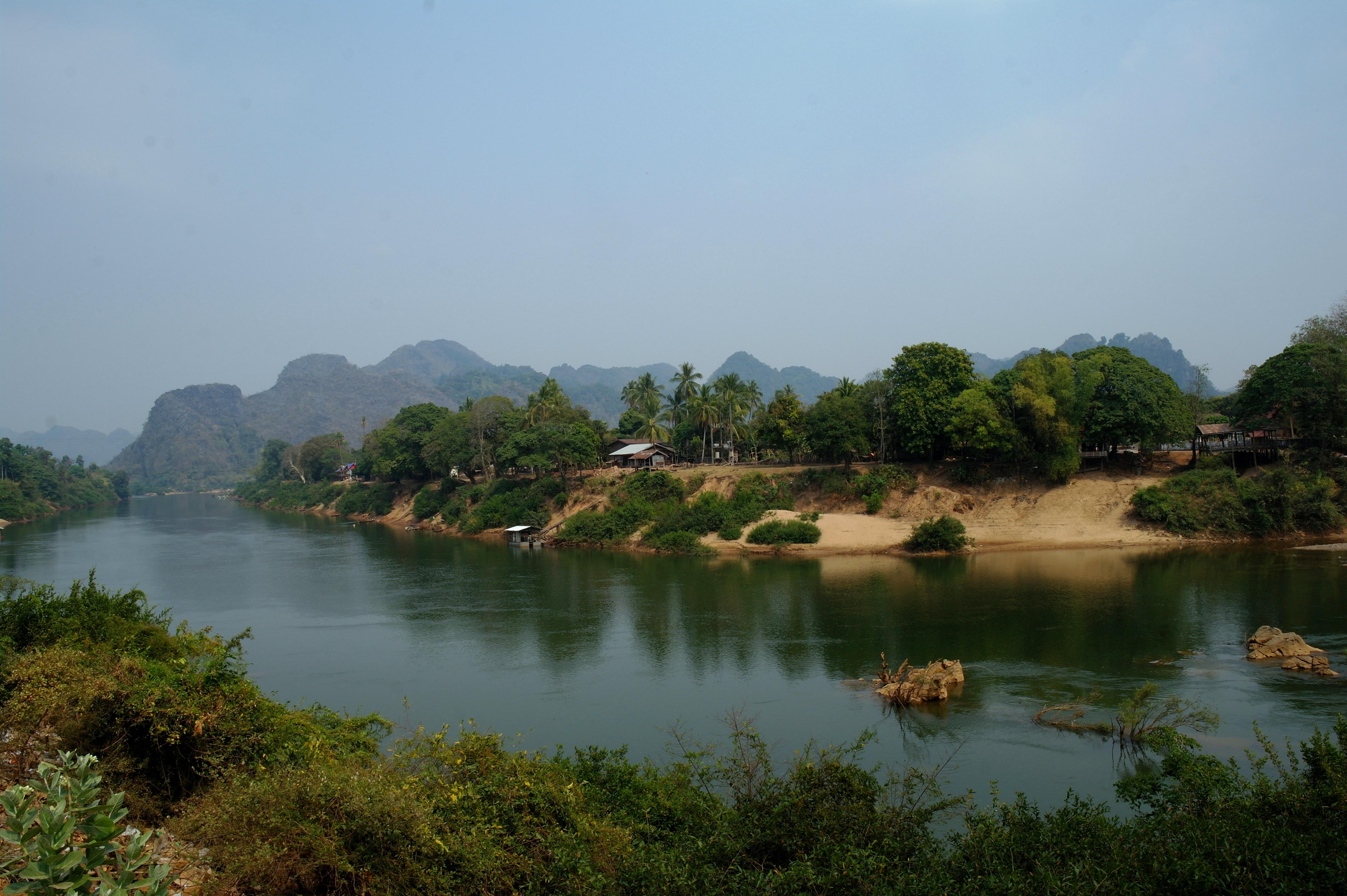 Direction le Laos … en vidéo !!!