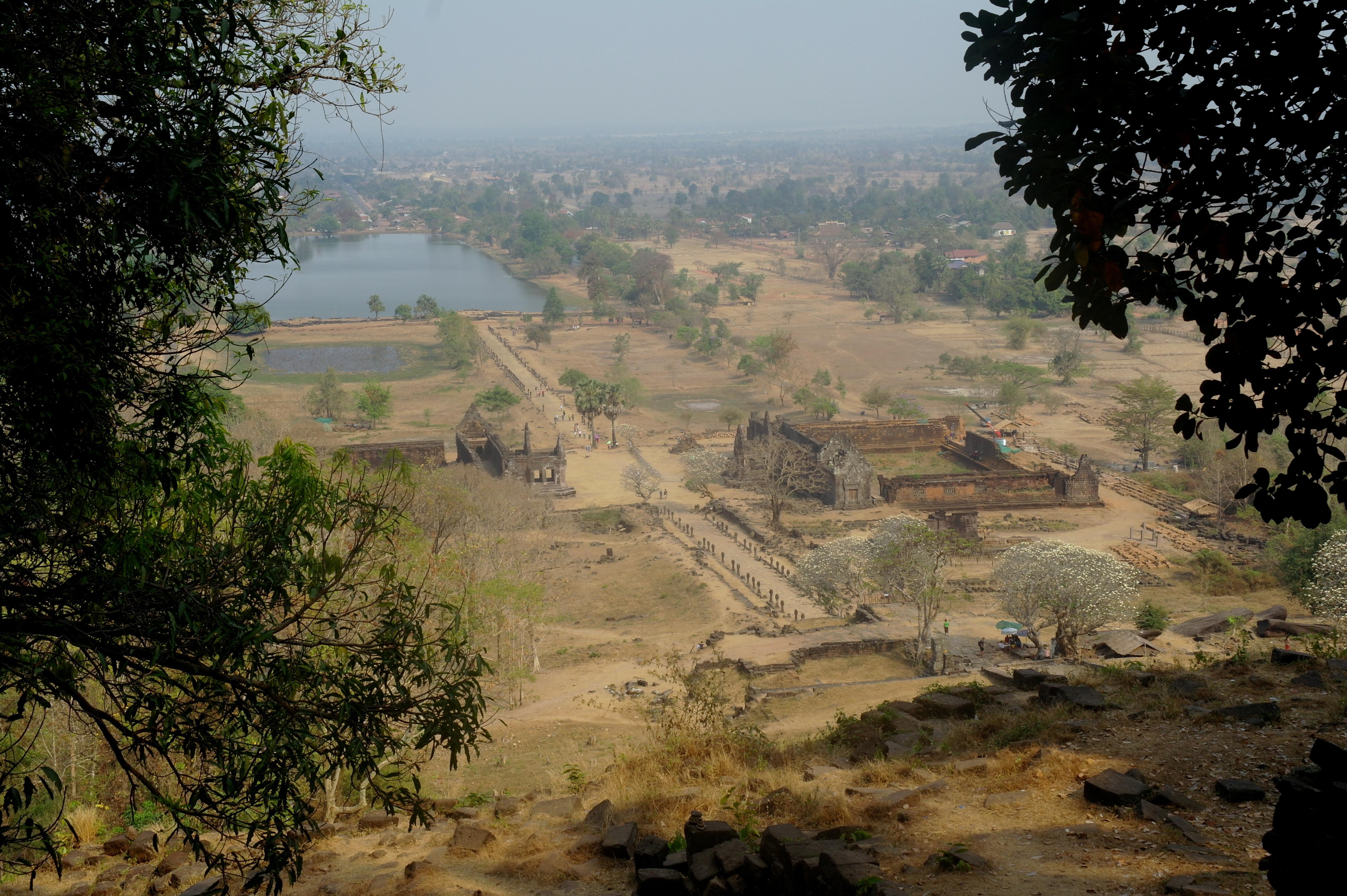 Le site de Wat Phou en images
