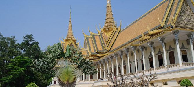 A Phnom Penh, retour à la vie urbaine !