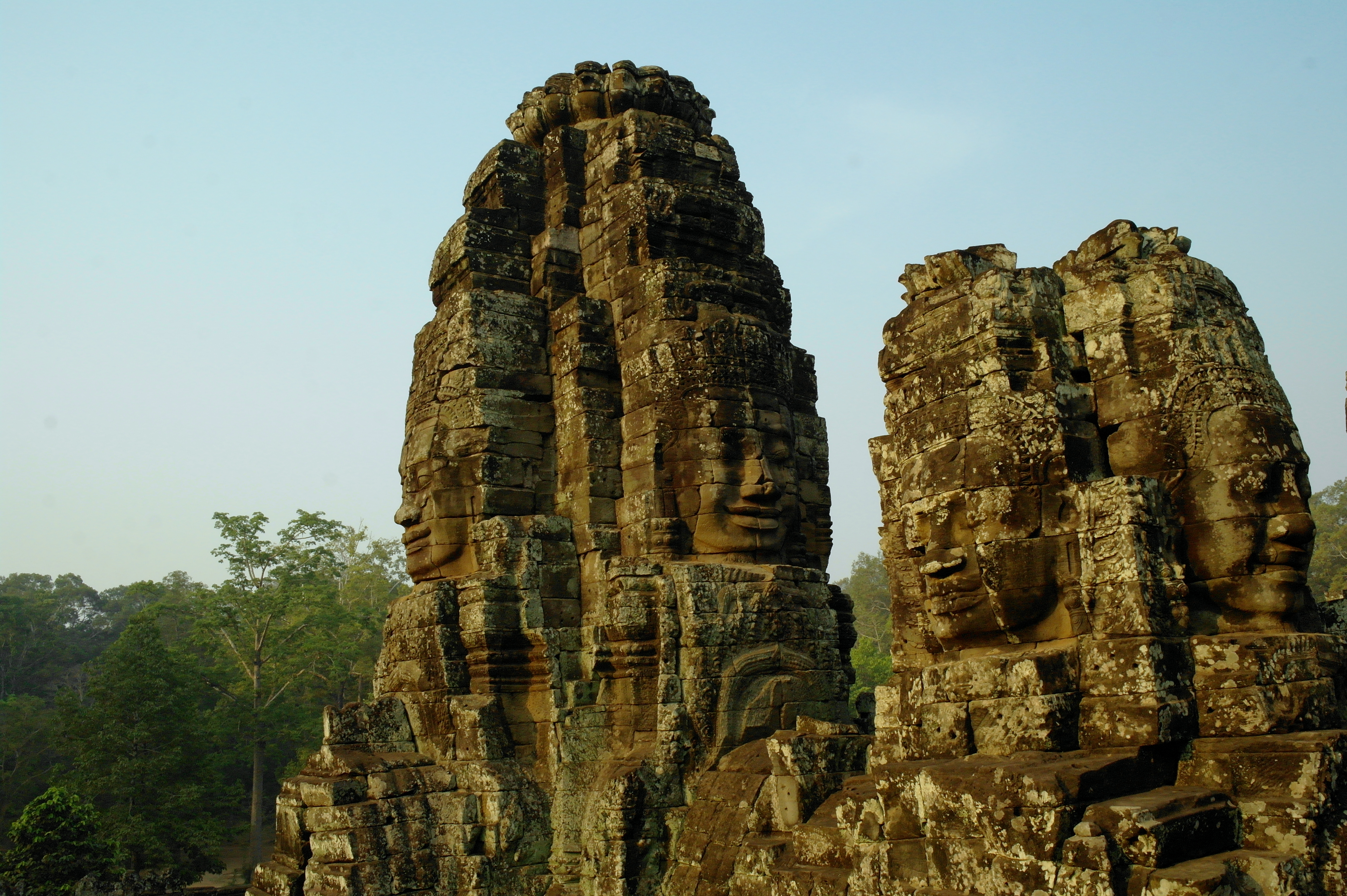A la découverte d'Angkor : 3 jours à scooter à travers les temples !!
