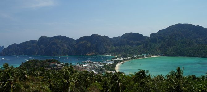 Koh Phi Phi, Koh Lanta… Welcome in Paradise !