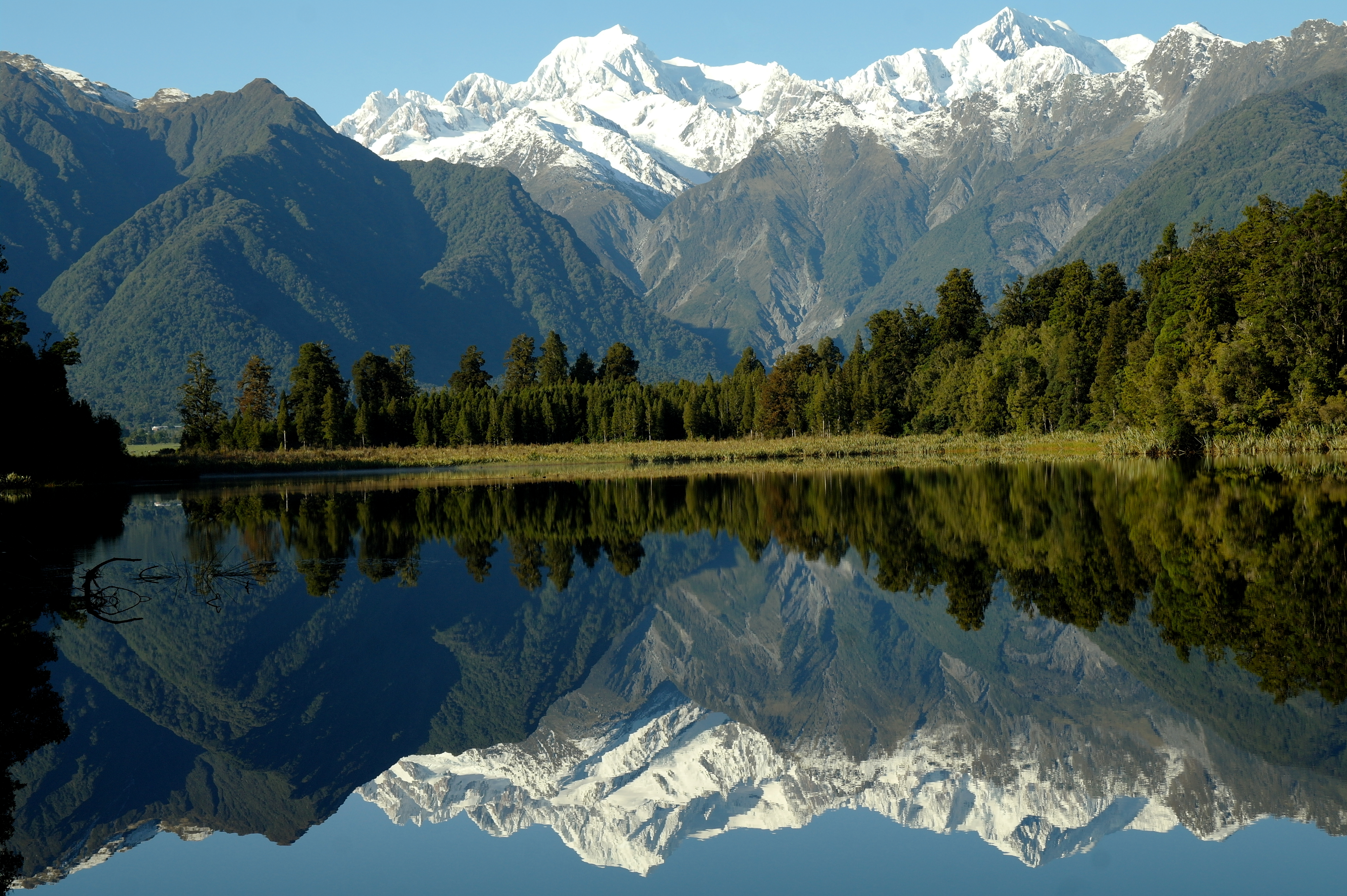 <em>Journal d'un road trip en NZ </em> : épisode 7, West Coast in Winter
