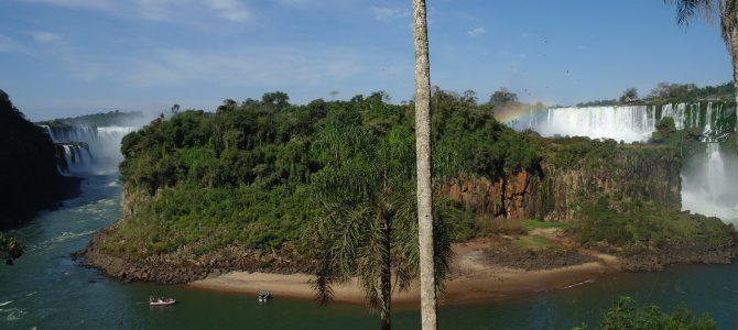 <em>Las Cataratas</em> de Iguazu!