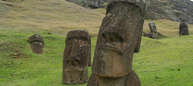 Rapa Nui : l'île de Pâques et ses mystères