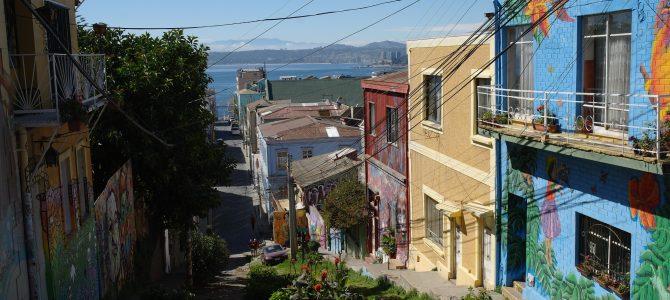 Dolce Vita à Valparaiso