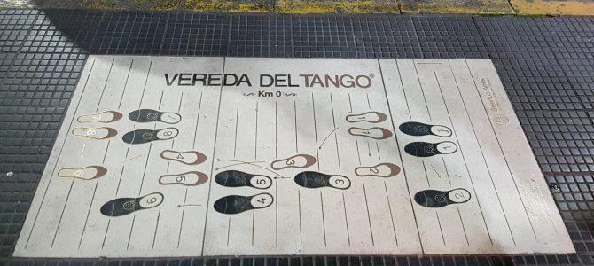 <i>Le coin des backpackeuses</i> : Qui dit Argentine dit… Tango !!!