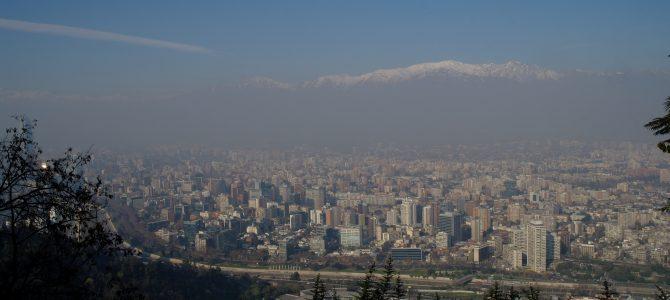Un petit tour à … Santiago