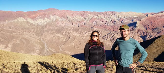 A la découverte des Andes argentines (2/2) : la Quebrada de Humahuaca