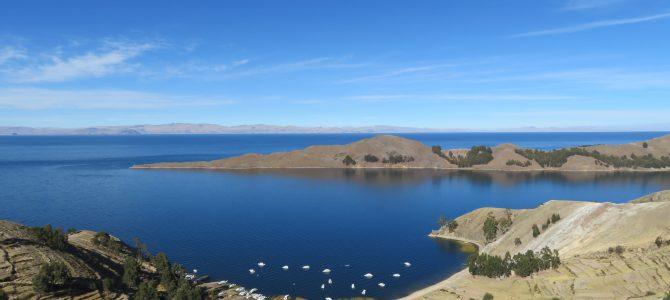 Lac Titicaca, entre Bolivie et Pérou