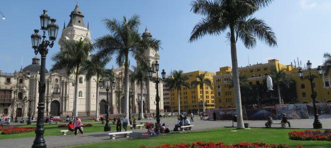 5 semaines à Lima, à la découverte d'une ville riche en découverte !