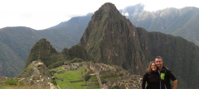 Le seul, l'unique, l'inimitable… Le Machu Picchu !!