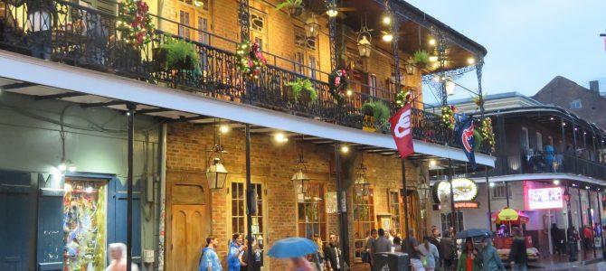 La Nouvelle Orléans, Reine du vieux sud