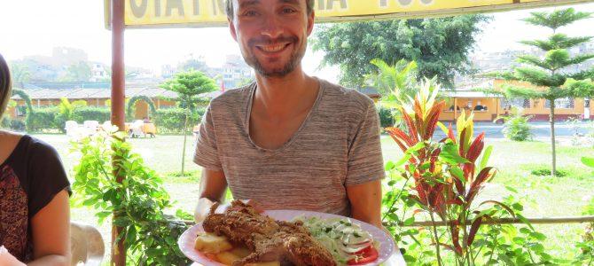 Mais dis, c koikon mange… au Pérou ?
