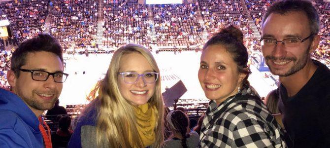 Oklahoma City, avec Jordan et Katie, 4 ans plus tard !