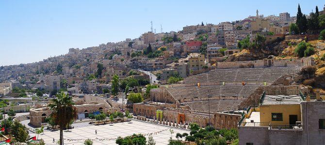 Amman, Jerash,  les châteaux du désert : dans le nord de la Jordanie, sur les traces des empires romains et arabes