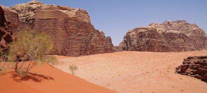 Une incursion au cœur du Wadi Rum, le désert rouge de Jordanie