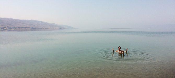 Road Trip jordanien : de la mer rouge à la mer morte