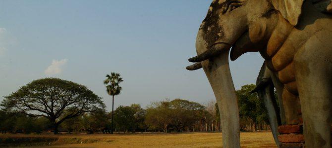 Sukhothaï, les ruines du premier royaume thaï