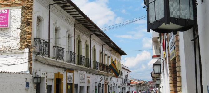 Popayan, jolie petite ville du sud colombien