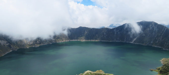 4 jours de trek vers la Laguna Quilotoa, merveille de l'Equateur