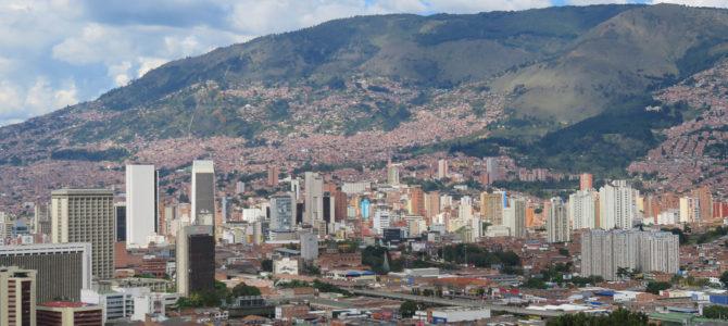 Medellin, une ville aux milles facettes