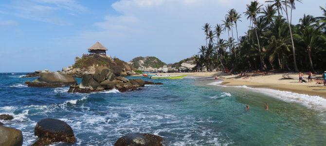 Colombie – Côte Caraïbes (4/4) : Les plages de rêve du parc Tayrona