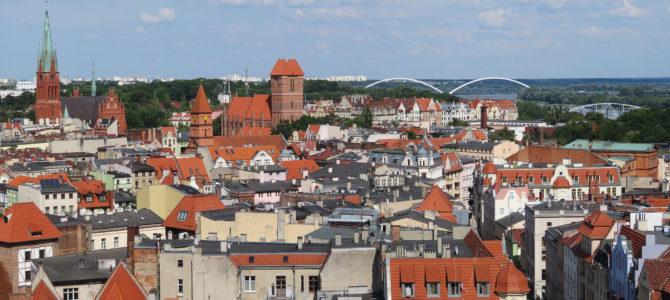 Toruń, la belle médiévale